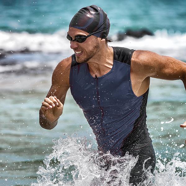 Swim, run and dive at Kaupulehu
